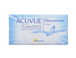 Acuvue OASYS with Hydraclear Plus (6 линз) радиус кривизны 8.4